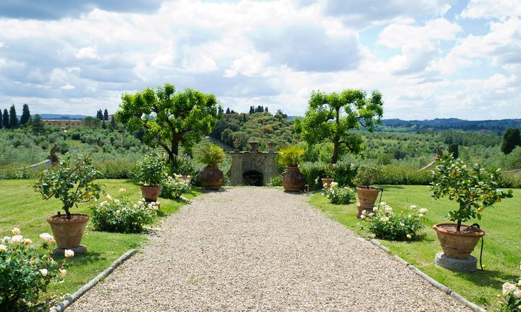 Villa Medicea di Lilliano Wine Estate. #diLilliano: