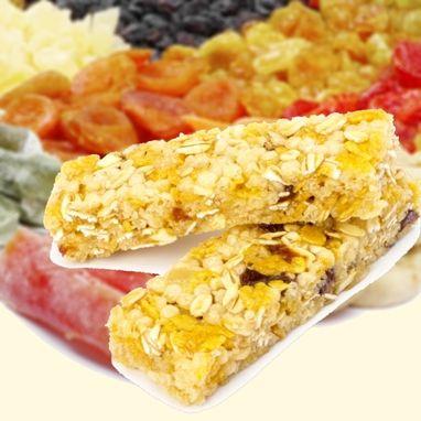 Μπάρες δημητριακών με φρούτα - Συνταγές - Tlife.gr