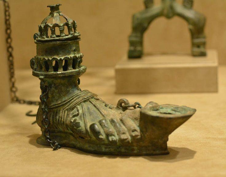 Византийская бронза из Метмузея, IV -VII вв.: uchitelj