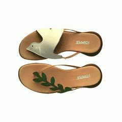Dove and Olive Branch Sandals
