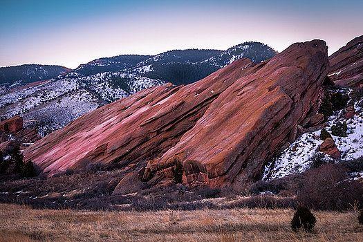 Art Calapatia - Red Rocks in Morrison, Colorado