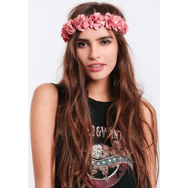 1000 Ideas About Flower Crown Hair On Pinterest: 1000+ Ideas About Flower Headband Hairstyles On Pinterest