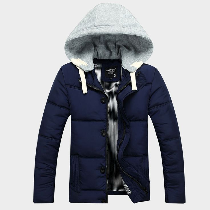 >> Click to Buy << Thick Winter Jacket Men Coat Winter Mens Jackets And Coats Parka Manteau Homme Hiver Abrigos Hombres Invierno Hot Sale #032 #Affiliate