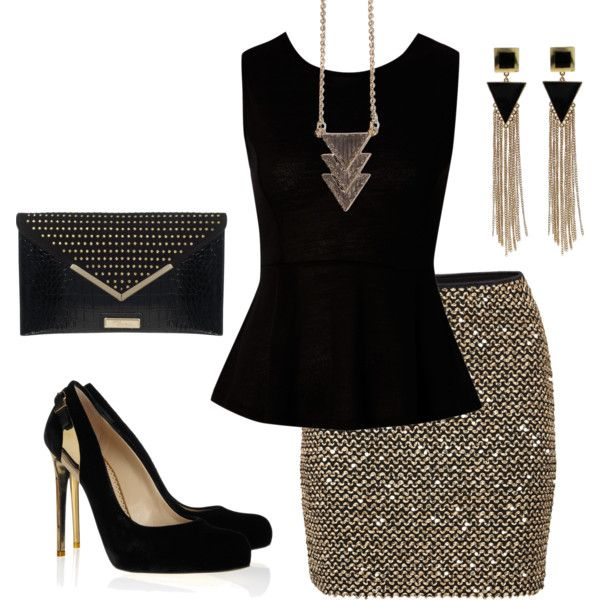 Christmas Office Party Dress Ideas Part - 34: New Years Outfit