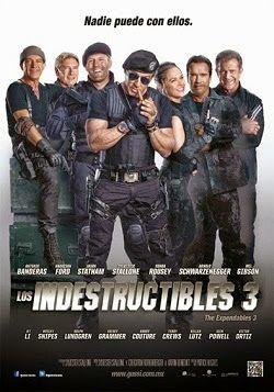 Los Indestructibles 3 online latino 2014 VK