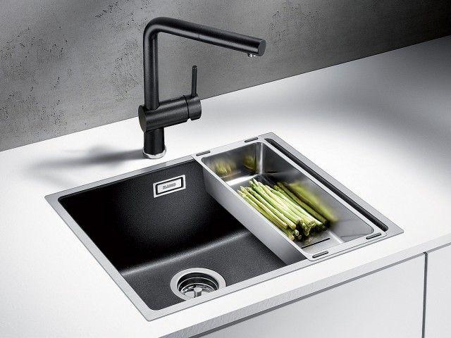 SUBLINE500IF SteelFrame sink by Blanco Australia