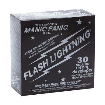 Manic Panic 30 Volume Flash Lightning Hair Lightening Kit