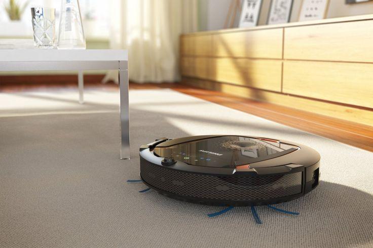De acum nu mai trebuie sa aspiri prin casa Aspiratorul inteligentPhilips SmartPro Active este dotat cu 22 de senzori, un giroscop si un accelerometru. Acestea ii confera posibilitatea de a aspira singur in toate colturile incaperii dumneavoastra in cel mai scurt timp posibil. Click aici si vezi si alte modele de aspirator robot Acum nu …