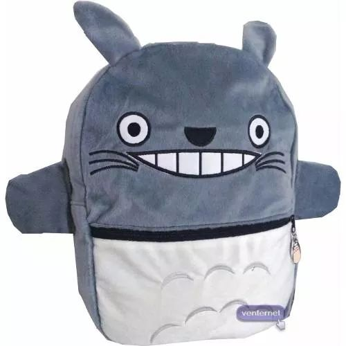 Totoro ...mi Vecino Totoro, Mochila Peluche Nacional - $ 259.00