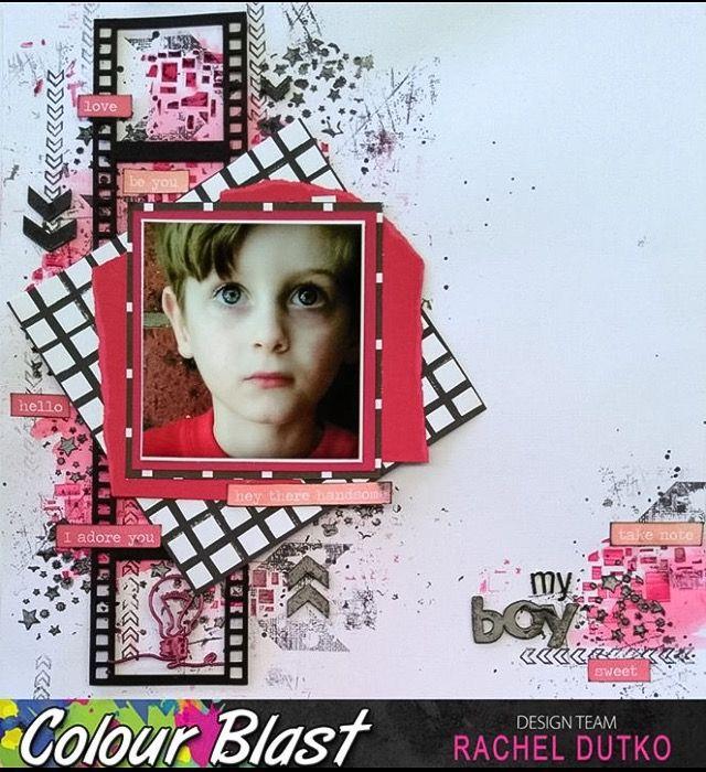 Blog post link - http://colourblastaust.blogspot.com.au/2017/03/my-boy-by-rachel-dutko.html?m=1