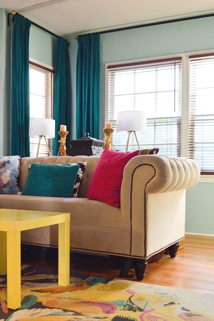 Living Room Curtains Ikea Part - 49: Pinterest