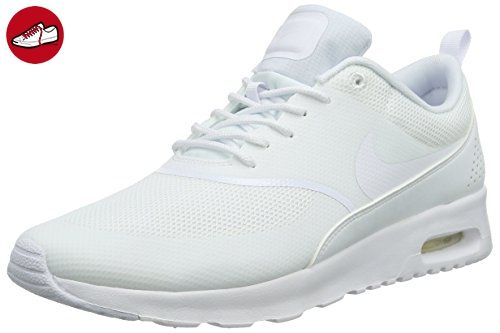 Nike Air Max Thea, Damen Sneakers, Weiß (White/White), 43 EU (8.5 Damen UK) (*Partner-Link)
