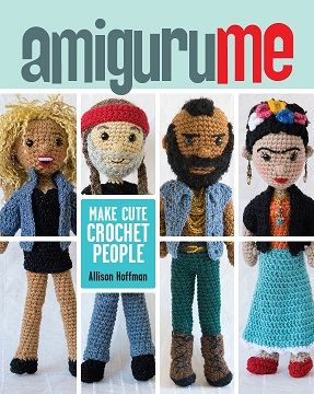 Win a copy of AmiguruME by Allison Hoffman | Inside Crochet
