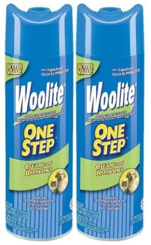 Preview Woolite One Step Foam Carpet Cleaner 22 Oz 2