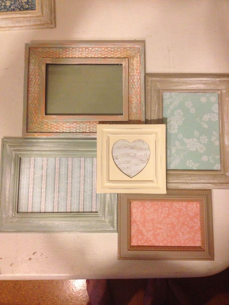 Re-purposed frames