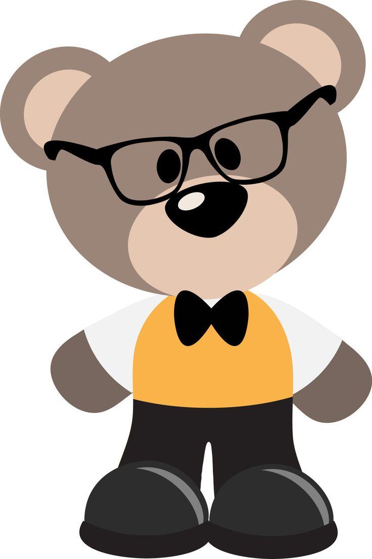 PPbN Designs - Geeky Bear (40% off for Members), $0.50 (http://www.ppbndesigns.com/geeky-bear/)
