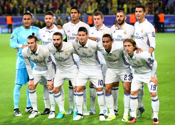 Borussia Dortmund v Real Madrid CF - UEFA Champions League - Pictures