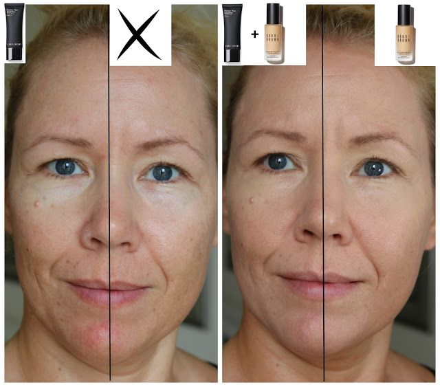 759b7408e2bf8 Bobbi Brown Primer Plus Mattifier   the Skin Long-Wear Weightless  Foundation Review  bobbibrown  ad