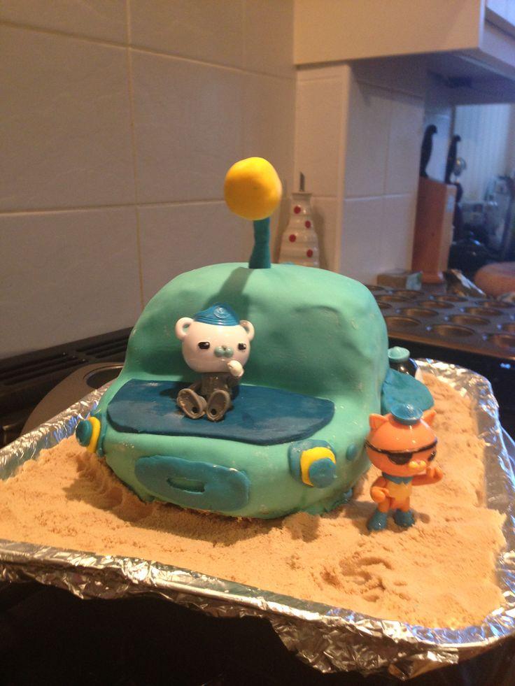 Gup a cake  Matthews 9 th birthday cake