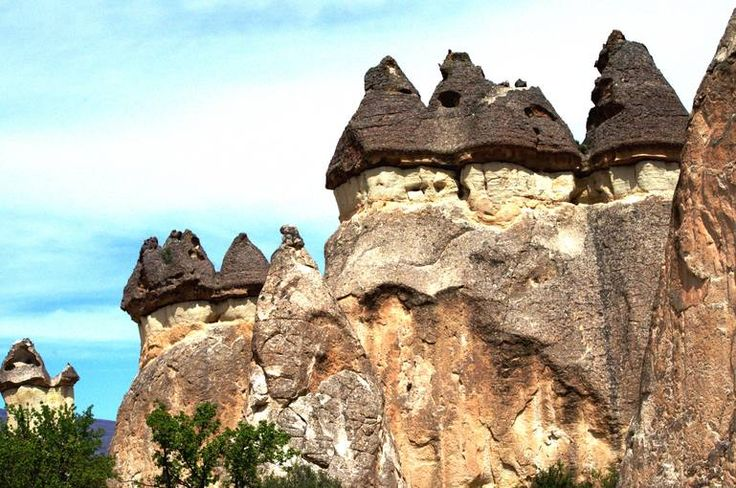 Spend and unfrogettable 2 days in Cappadocia with an overnight and a hot air Balloon flight...