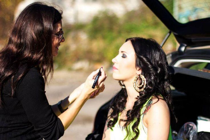 #makeup #foceni