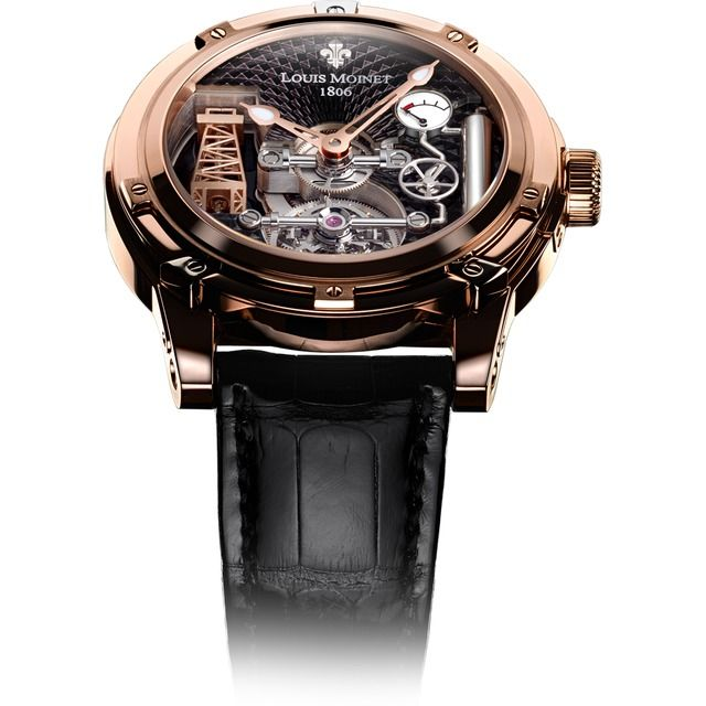 96 best louis moinet watches images on pinterest luxury watches fancy watches and palms for Louis moinet watch