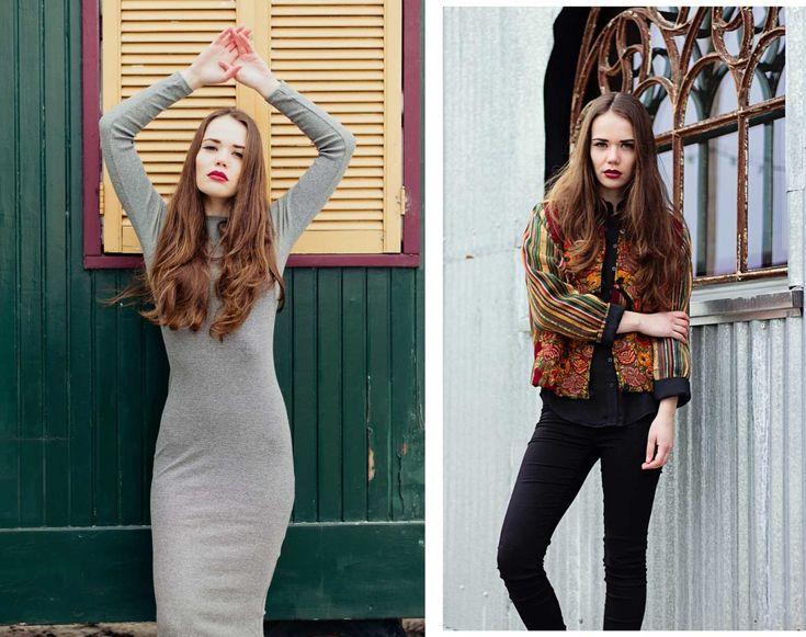 Model Sanne   Photography by Marleen Zoe