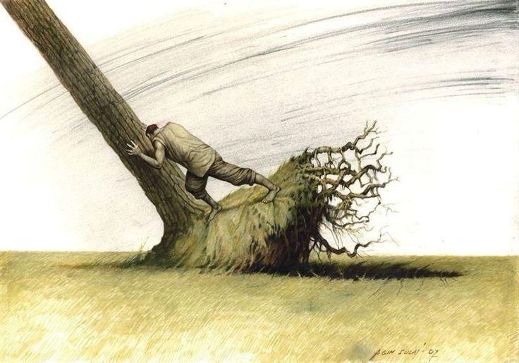 Agim Sulaj - L'uomo e la natura