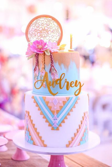 Little Big Company | The Blog: Boho Themed Twin Birthday Party styled by Design Avenue