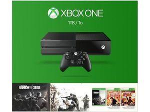 #eBay: New Xbox One 1TB Tom Clancy's Rainbow Six Siege Console Bundle - $290  free shipping #LavaHot http://www.lavahotdeals.com/us/cheap/xbox-1tb-tom-clancys-rainbow-siege-console-bundle/80212
