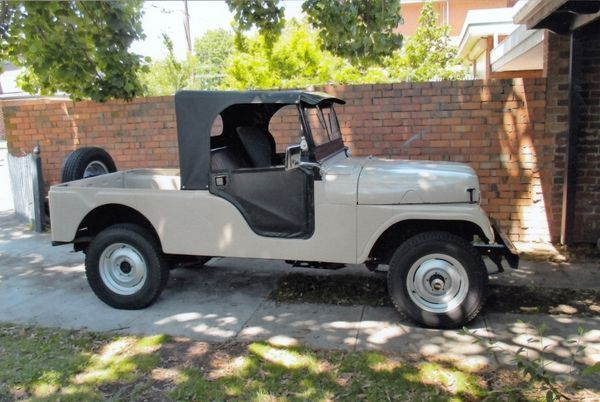 1964 WILLYS CJ6 JEEP in EAST BENTLEIGH VIC FOR SALE - Just4x4s.com.au