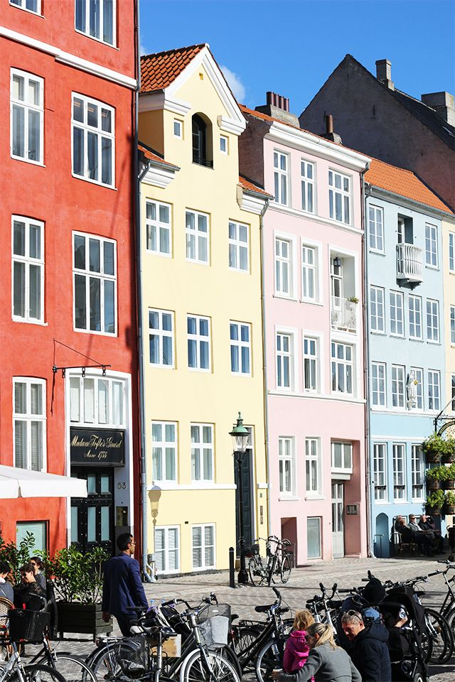 Nyhavn - Copenhague City Guide : un weekend dans la capitale européenne du vélo - Le Bocal de Kloma