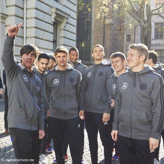 German National Team - 2016