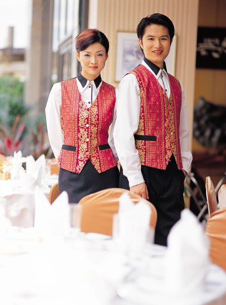#bar club waiter uniform, #waiter uniforms and restaurant uniforms, #classic restaurant uniform for waiter and waitress