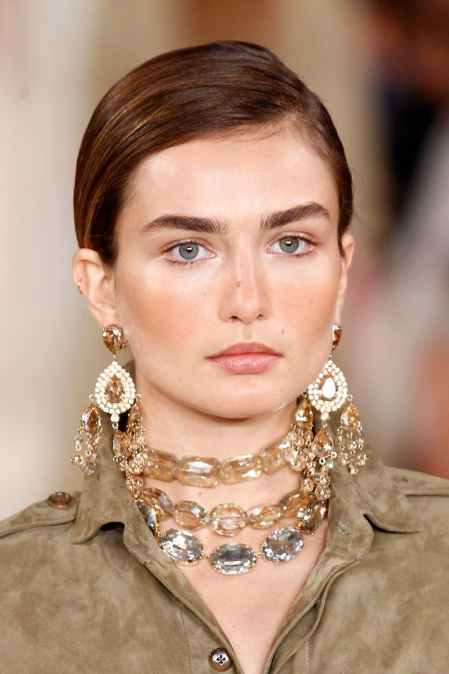 Wearable Jewelry Trends From NYFW: Ralph Lauren Runway Jewelry for NYFW Spring 2015