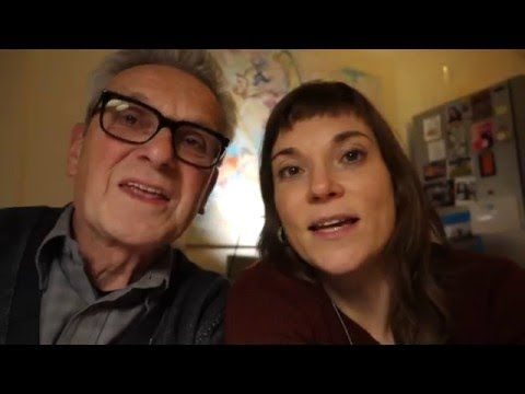 The Watercolor Watch Video featuring @koosje and her Dad #artforall #sketchbookskool #drawing