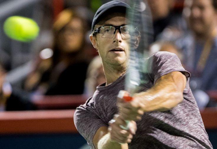 Canadian tennis // Rogers Cup 2017 (Day 1) // Picture : Peter Polansky (Copyright Annik MH de Carufel/Le Devoir)
