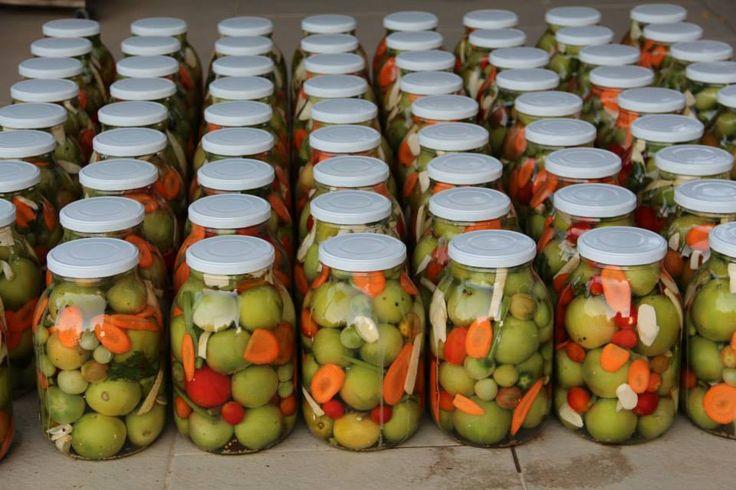 Green Tomatoes- Gogonele http://www.tomatina.ro/