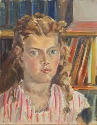 Image result for frances hodgkins portraiture