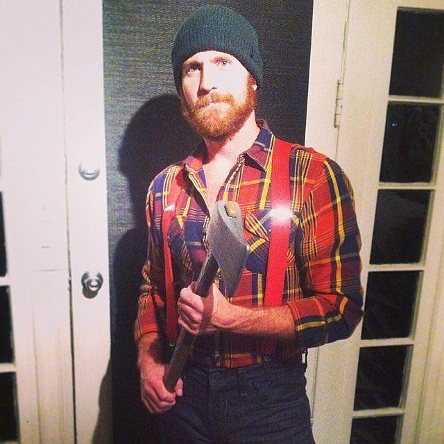 17 Best Ideas About Lumberjack Costume On Pinterest