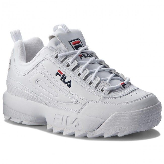 Fila Shoes Men Low Sneakers 1010262.1FG Disruptor Low