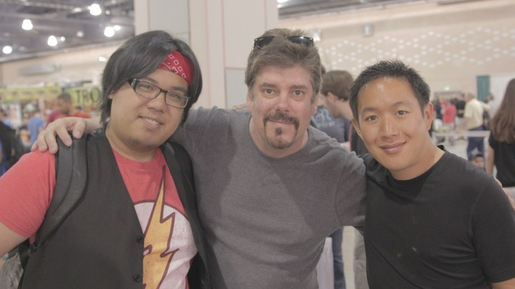 Wizard World Philly Interviews With Kai Owen, Jeremy Bulloch, Peter Mayhew, And AMC's Comic Book Men
