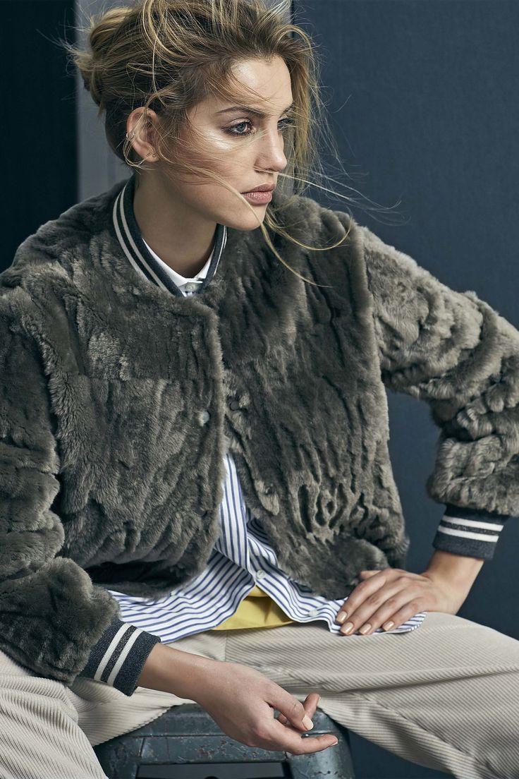 Brunello Cucinelli Fall 2017 Ready-to-Wear Fashion Show