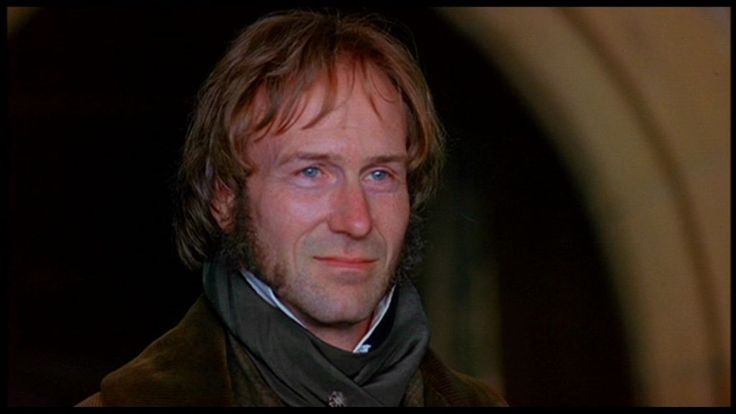 William Hurt as Mr. Rochester in Jane Eyre