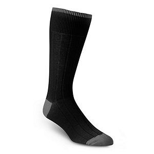 Made with a blend of breathable cotton and moisture-wicking Sorbtec fabric, these socks offer all-day comfort and wear. Ideal for work or a night out, they have