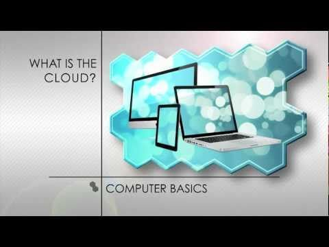 Computer Basics Tutorial: What is the Cloud?