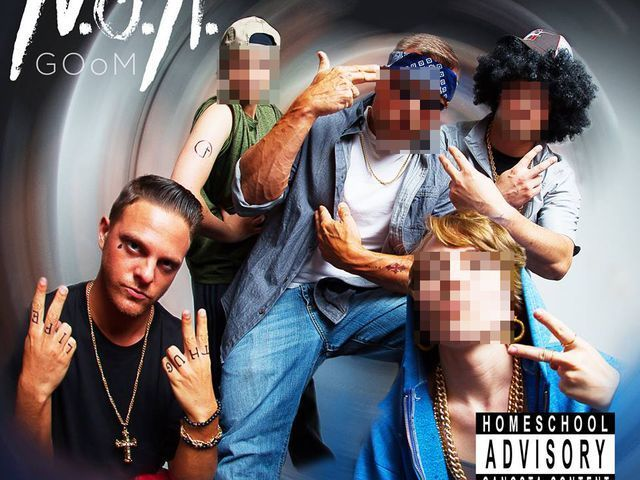 Grace College employees fired over mock rap album photo