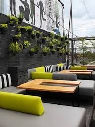 coffee shop / bar patio spaces - Google Search