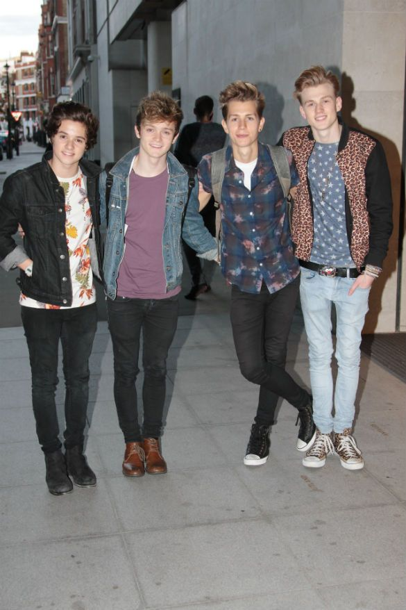 | THE VAMPS TEASE FANS OVER RECORDING OF THEIR SECOND ALBUM | http://www.boybands.co.uk