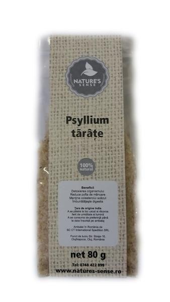 Psyllium tusk, 80 gr. - crazybanana.eu
